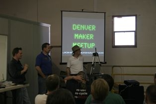 Inaugural Denver Maker Group Meeting_3
